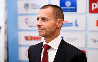 Aleksander Čeferin, Ambassador
